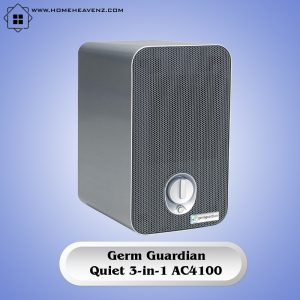 Germ Guardian Quiet 3-in-1 AC4100