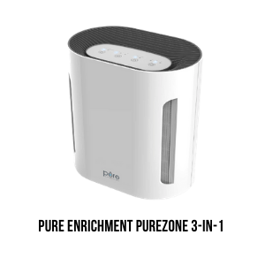 Pure Enrichment PureZone 3-in-1 Air Purifier-1