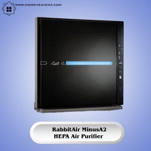 RabbitAir MinusA2 Ultra Quiet HEPA Air Purifier