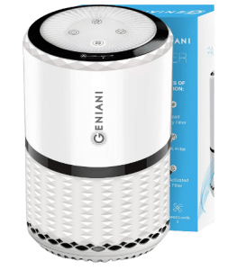 GENIANI Home Air Purifier1