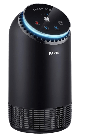 PARTU Air Purifier for Home-