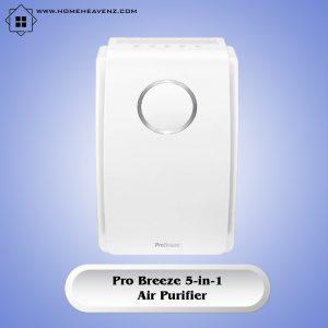 Pro Breeze 5-in-1 Air Purifier