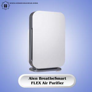 Alen BreatheSmart FLEX - Best for Dust Removal 2021