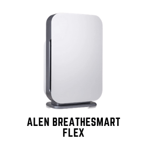 Alen BreatheSmart FLEX - Best air Purifier for Dust Removal 2021