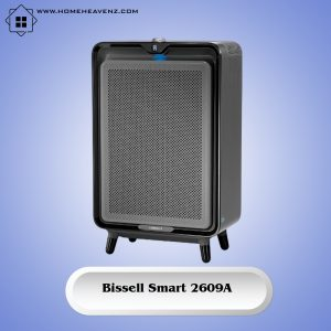 Bissell Smart 2609A – Best Small Air Purifier for Breathing Issues 2021