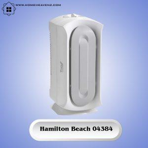 Hamilton Beach 04384 – Best Air Purifier for Allergies 2021
