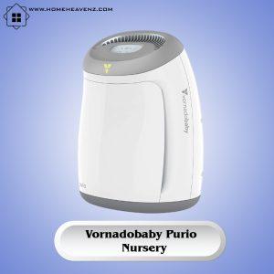 Vornadobaby Purio Nursery – Best Air Purifier for Baby Room 2021
