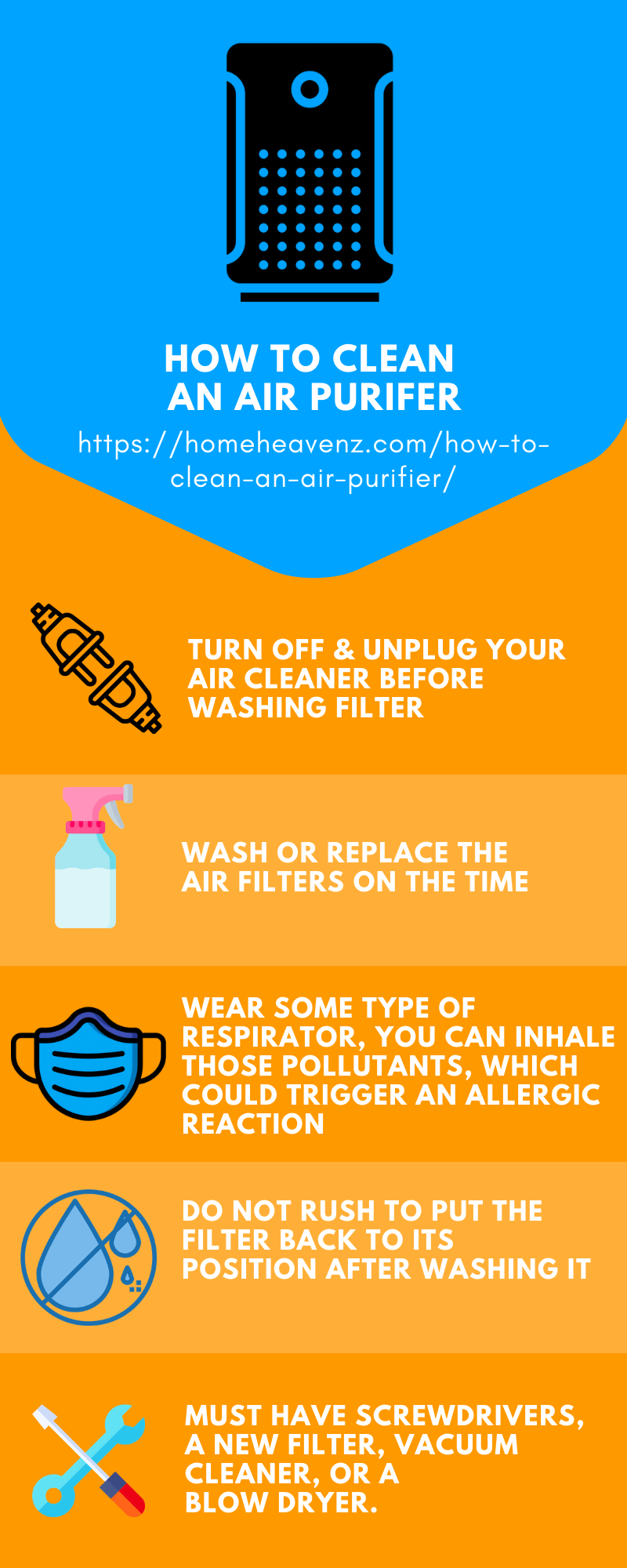 Inforgraphic_how_to_clean_an_air_purifier