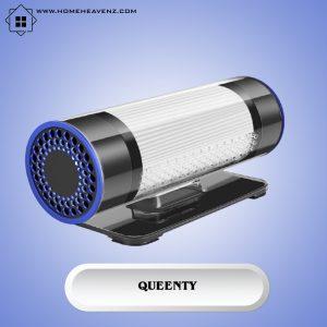 QUEENTY – HEPA Car Air Purifier