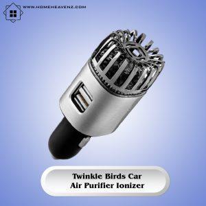 Twinkle Birds –Best Car ionizer 2021