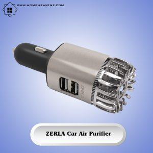 ZERLA - Air Purifier for Vehicle