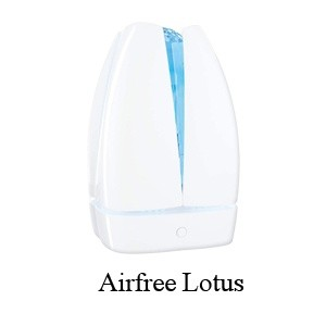 Airfree Lotus – Overall, Best Filterless Air Purifier 2021