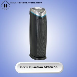 Germ Guardian AC4825E – Best Air Purifier with UV Light Sanitizer for Home under 100