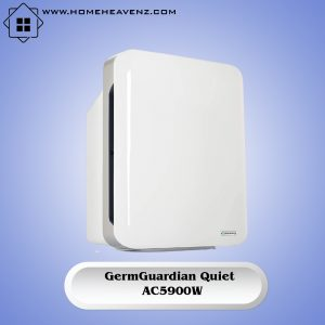 GermGuardian QuietAC5900W – Removes Up To 99.97 % Allergens from Dorm or Bedroom