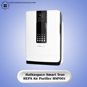 Hatha space smart HSP001 – Best Small Air Purifier 2021