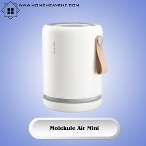 Molekule Air Mini Plus – Best Dorm Room Air Purifier for Allergies and Viruses 2021