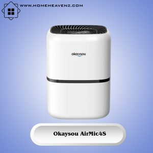 Okaysou AirMic4S – Best for Asthma and Shortness of Breath in 2021