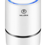 MELEDEN GL 2103– Best Cheap Air Purifier for Allergies and Pets 2021