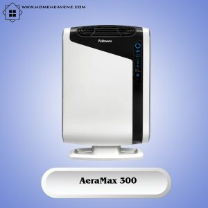 AeraMax 300 - True HEPA Filter and 4-Stage Purification for Basement