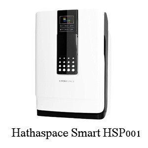Hathaspace Smart HSP001 –Best Basement Air Filtration for VOCs, Chemicals, and Mold in 2021