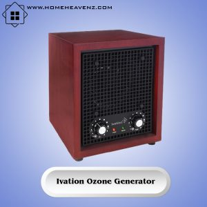 Ivation Ozone Generator –Ozone Generator, Ionizer, and Air Purifier for 3500 Square Feet in 2021