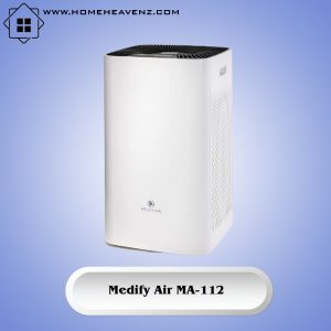 Medify Air MA-112 V2.0 –Dual Intake High Grade Whole House HEPA Filter for Allergies Smog & Odors in 2021