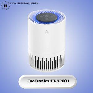 TaoTronics TT-AP001 – Best Desktop Air Cleaner with True HEPA Filter under 100 Buck