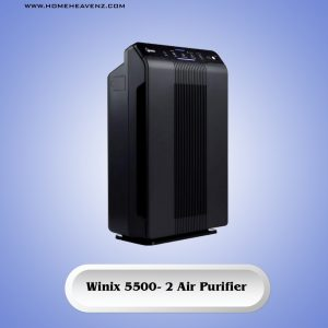 Winix 5500-2 –PlasmaWave Air Cleaning Technology for Bacteria & Viruses