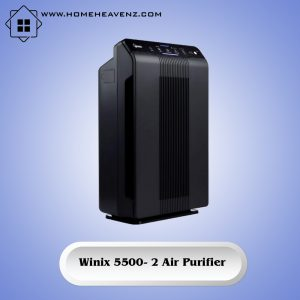 Winix 5500-2 – Best Air Purifier with Washable Filter in 2021