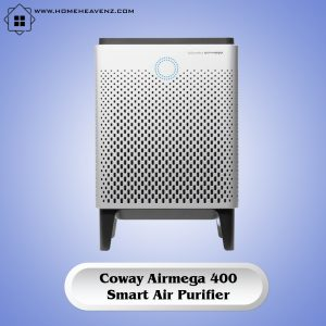 AIRMEGA 400S –Smart Air Purifier with Wide Coverage Best for Contaminated Air in Working Area