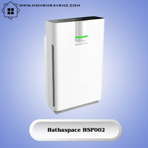 Hathaspace HSP002 –5 Stages Air Cleaning System for Allergens Asthma and Smokers