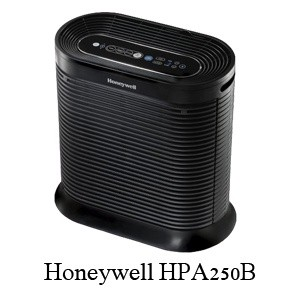 Honeywell HPA250B Bluetooth Smart –Best Ozone Free Allergen Remover in 2021
