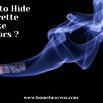 How to Hide Cigarette Smoke Indoors - Step by Step Guide