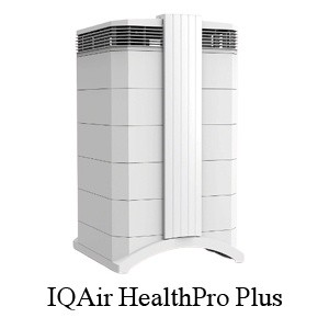IQAir HealthPro Plus –Overall, Best Air Purifier for COPD in 2021
