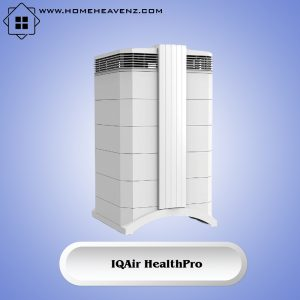 IQAir HealthPro Plus –Overall Best Air Purifier for Viruses and Bacteria in 2021