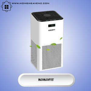 KOKOFIT –Ultra Quiet Best Air Purifier for Viruses with H13 True HEPA Filter
