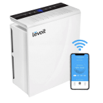 LEVOIT LV-PUR 131s Smart – Compatible with Alexa and Google Assistant Best Air Cleaner for Office under 200