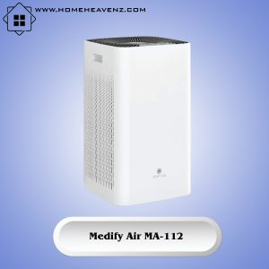 Medify Air MA-112 V2.0 –Higher Grade H13 HEPA Filter Best for Allergies, Cough, Wheezing, and Irritate Gases