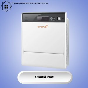 Oransi Max –Ozone Safe Air Purifier for Asthma and Allergies Best for Large Work Space