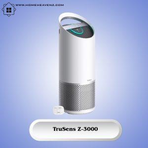 TruSens Z-3000 –UV-C Light Sanitizer and H13 True HEPA Filter Best for Pet Dander, Allergies, and Mold