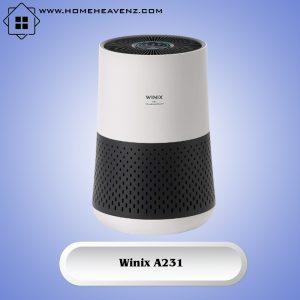 Winix A231 –AHAM Verified Best Virus Killer Air Purifier for Bedroom and Nursery