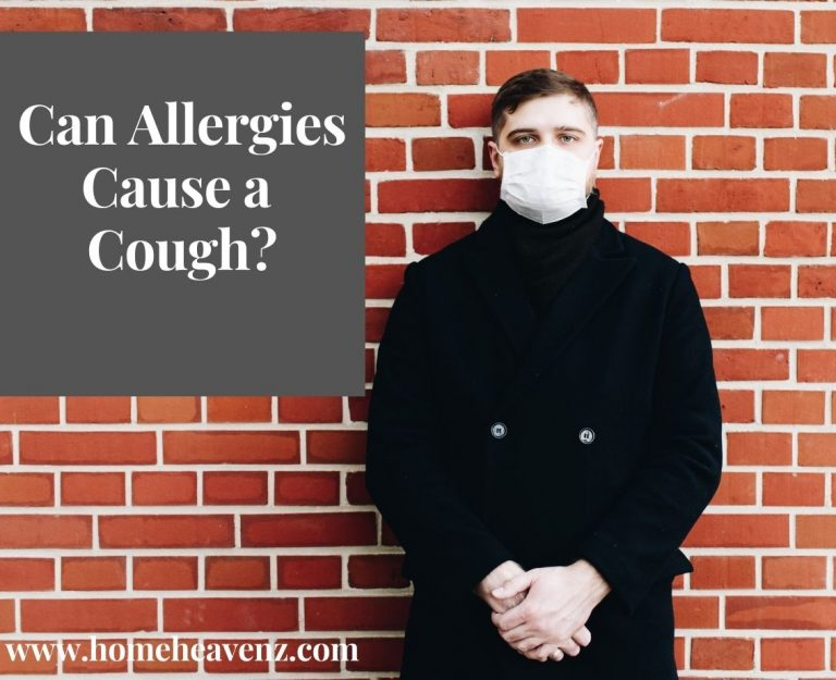 Can Allergies Cause a Cough_