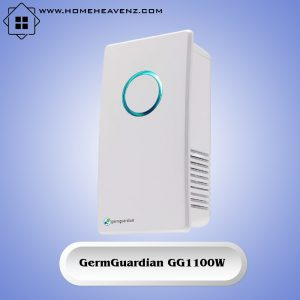 GermGuardian GG1100W - Pluggable UV-C Sanitizer and Deodorizer under 50