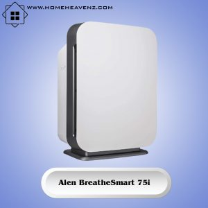Alen BreatheSmart 75i –Allergies Smoke and Odors Removal Best for Open Offices and Classrooms